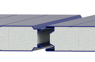 Монтаж стеновой панели